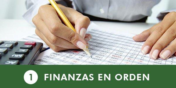 Finanzas en orden